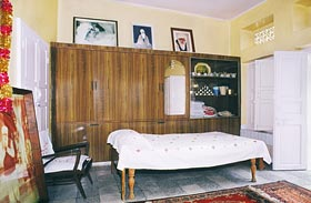 Sant Kirpal Singh's room at Amritsar